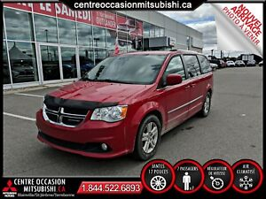 Dodge Grand Caravan CREW 2012, AIR CLIM, CRUISE, MAGS 17 PO