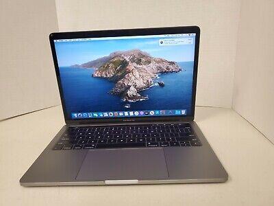 "Apple MacBook Pro Mid 2017 13"" i7-7567U 3.5GHz 16GB RAM 256GB h"