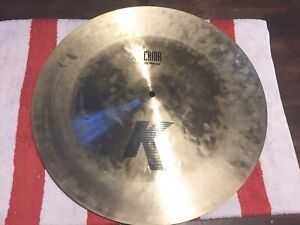 Cymbal, Sticks and Practice Pad