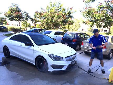Money Back Income Guarantee: East Brisbane Car Detailing Business Tingalpa Brisbane South East Preview