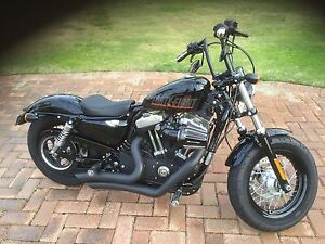 Harley Davidson Forty Eight 2014 Bayswater Bayswater Area Preview