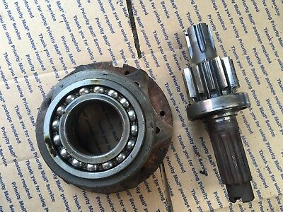 International 350 Utility  Bull Pinion Shaft Cage