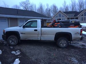 2006 gmc 3500 duramax with Alison transmission