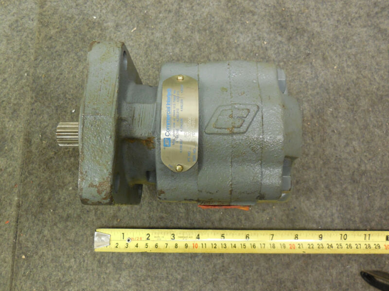 PARKER COMMERCIAL 302-9310-005 HYDRAULIC PUMP
