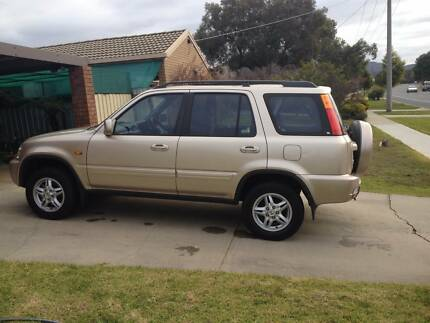 2001 Honda CRV Wagon Wodonga Wodonga Area Preview