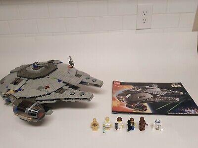 LEGO Star Wars Millennium Falcon 7190