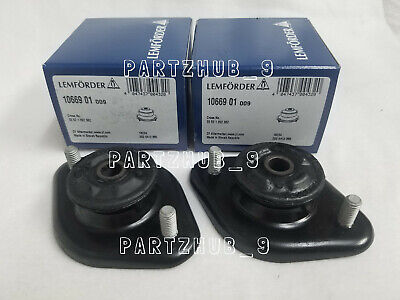 Set of 2 Rear Upper Shock Mounts OEM BMW E36 E46 318i 325i 325Ci 328i 330i Z3