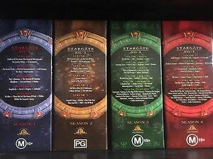 Stargate DVDs Waikiki Rockingham Area Preview