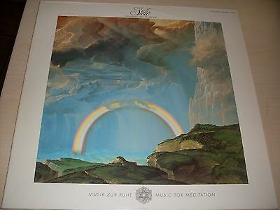 Stille -Sounds of Silence- Musik zur Ruhe / Music for Meditation  DLP 12""
