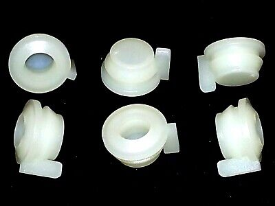Chrysler Front Window Windshield Wiper Linkage Arm Bushing Caps A B C E 6pcs PL