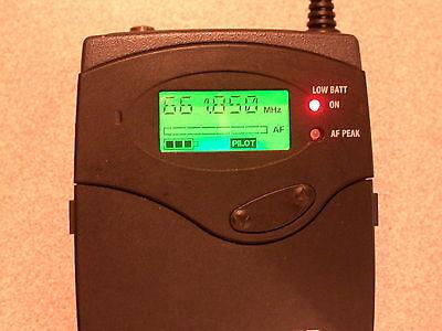 Sennheiser G2 EW100 SK100 Wireless Bodypack Transmitter - B Band 626-662 Mhz