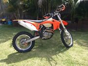 Ktm 450 exc Tuggerah Wyong Area Preview