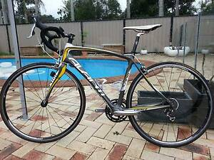 Avanti Cadent 1.0 medium carbon frame endurance road bike Bethania Logan Area Preview