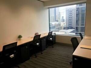 5 Person Private Office - Spectacular view over Collins Street