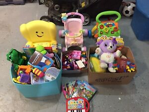 Lot of girl baby/ toddler toys