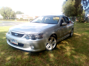 2004 ford falcon xr6 turbo (8 months rego!!) Chelsea Kingston Area Preview