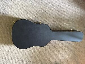 Hard Acoustic Guitar Case