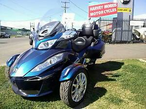 2016 Model CLEARANCE Can-Am Spyder RT LTD SE6 Price dropped!! Taminda Tamworth City Preview
