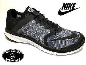 free shipping Cheap Nike FS LITE RUN 3 Men's Black White Athletic Running