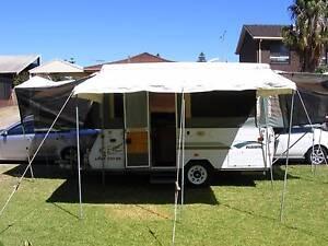 2004 JAYCO HAWK campervan West Lakes Shore Charles Sturt Area Preview