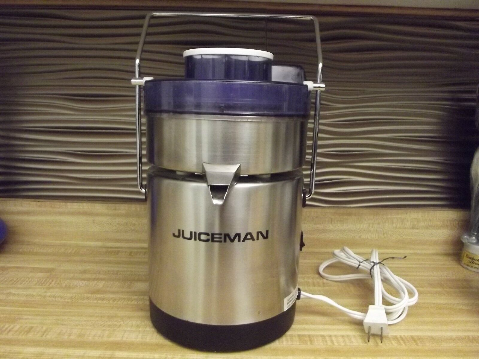 juicer mj 700 automatic vegetable and fruit