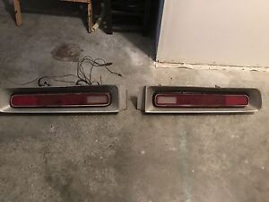 1972 Dodge Charger tailights