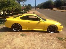 2002 nissan silvia s15 West Tamworth Tamworth City Preview
