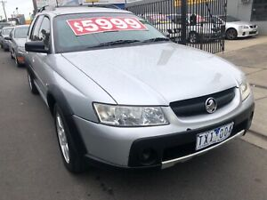2006 Holden Adventra CX6 Automatic SUV Fawkner Moreland Area Preview