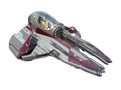 STAR WARS Obi-Wan Kenobi Starfighter Classic Collection Revenge of The Sith segunda mano  Can Aulet