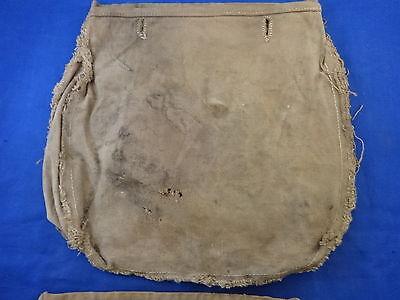 1885 McCLELLAN SADDLE BAGS LINERS CAVALRY INDIAN WAR RARE ORIGINAL