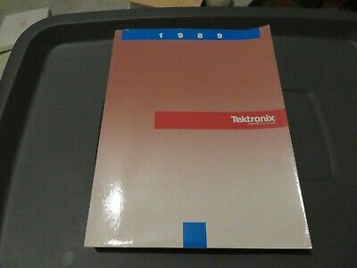 1989 Tektronix Products Catalog Tektronix Vintage 571 Pages Sales Tek Oregon