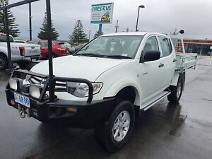 2013 Mitsubishi Triton GLX (4x4) South Burnie Burnie Area Preview