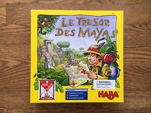 Jeu: Le Trésor des Maya, HABA, 6 ans +