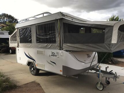 2013 Jayco Eagle Touring /w full annex and extras