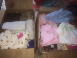Baby girl clothes 0-3 3-6