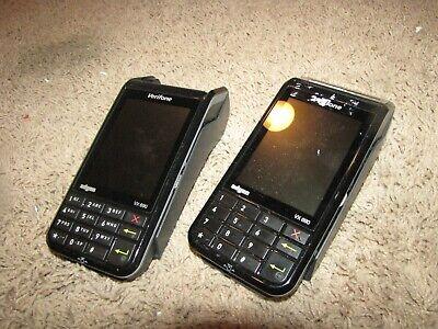 Lot Of 2 Verifone Vx690 Wireless Credit Card Machine