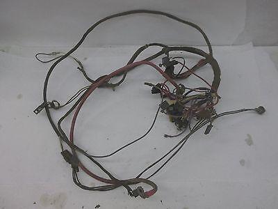 John Deere Model 318 Wiring Harness