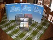 The Blues Collection(35 CD's W/- Artist Profiles Narre Warren Casey Area Preview