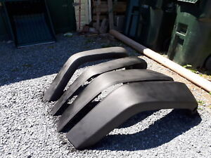 Jeep flare fenders for sale