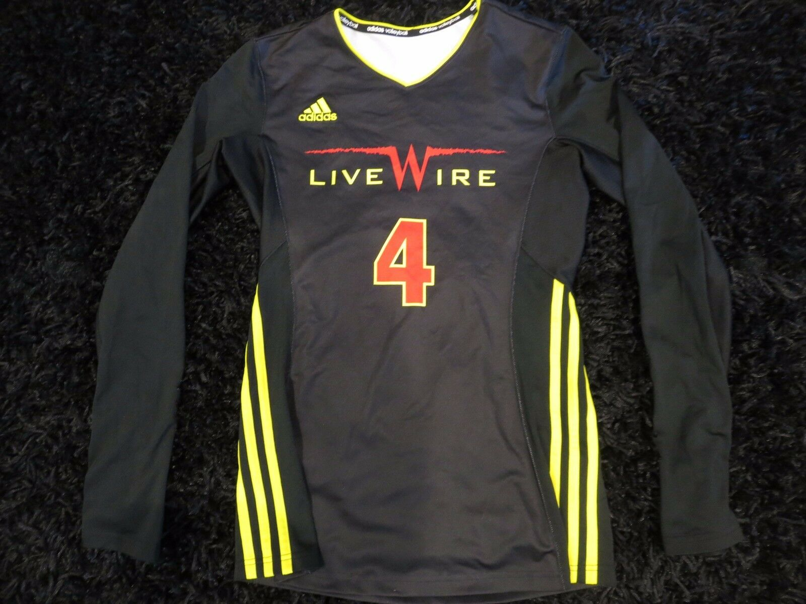 Livewire Arizona Scottsdale Volleyball Club Adidas Trikot Sm Klein Damen