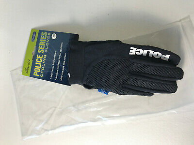 Spenco Police Series Cycling Bike Padded Full Finger Woman Gloves Size XS NEW Spenco Cycling Gloves
