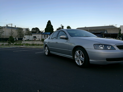 Ford Falcon BA XT - Injected Gas - Great Condition