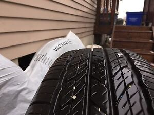 4 All season Toyo Tires