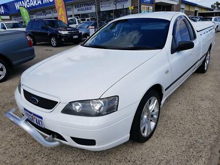 2006 Ford Falcon XL Ute (LPG) Auto 219kms Alloys Tow Bar Wangara Wanneroo Area Preview