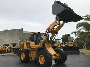 WCM FL956H 17Ton Wheel Loader with Forest Protection,No ECU Maddington Gosnells Area Preview