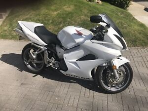 HONDA VFR800 INTERCEPTOR 2006