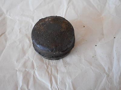 Mercedes Ponton Front Axle Wheel Cap Bearing Cap W105 Radkappe