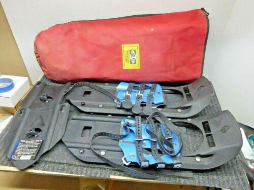 """MSR Denali Llama 22"""" Snowshoes w/ Extensions and Bag"""
