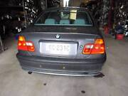 BMW 318I 3 SERIES 4/2001 SEDAN AUTOMATIC 4CYL PETOL Wingfield Port Adelaide Area Preview