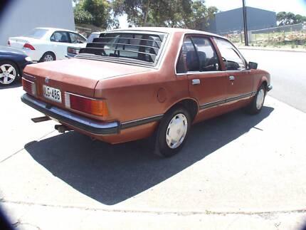 1982 VH Holden Commodore SURVIVOR sedan Lonsdale Morphett Vale Area Preview